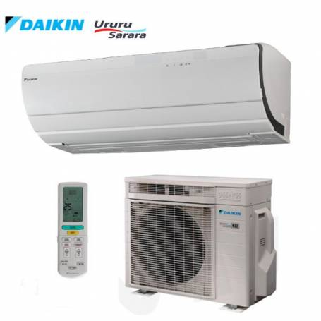 Condizionatore Climatizzatore Daikin inverter Ururu Sarara FTXZ25N 9000 BTU R-32 New