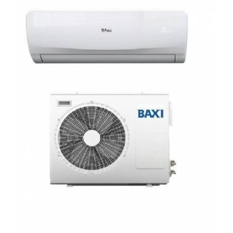 Condizionatore Climatizzatore Baxi inverter Luna Clima 9000 BTU