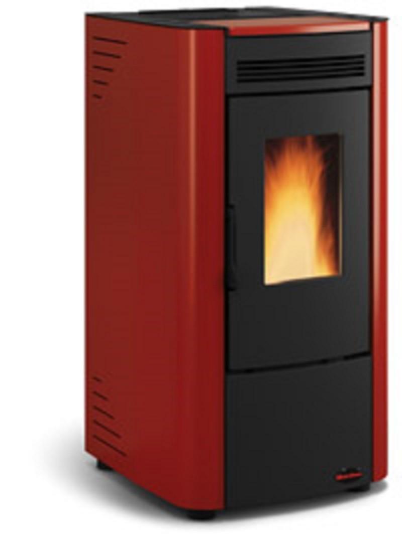 Stufa a pellet la nordica extraflame mod ketty 6 3 kw for Radiatori a gas argo