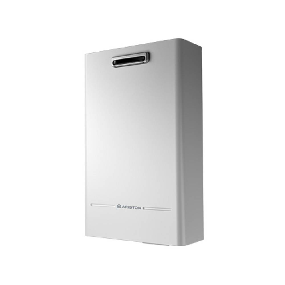 Scaldabagno a gas ariston next outdoor 11 eu metano erp - Scaldabagno a gas metano ...