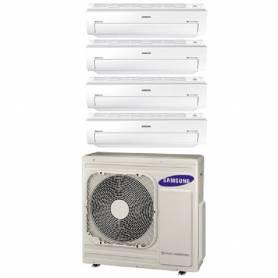 Condizionatore quadri split Samsung inverter Serie AR5500M Smart WIFI 9+9+9+9 con AJ070FCJ
