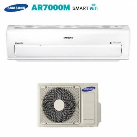 Condizionatore Samsung inverter Serie AR7000M Smart WIFI AR09KSPDBWKNEU 9000 BTU Modello 2016