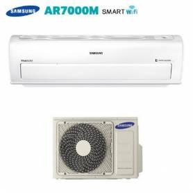 Condizionatore Climatizzatore Samsung inverter Serie AR7000M Smart WIFI AR24KSPDBWKNEU 24000 BTU