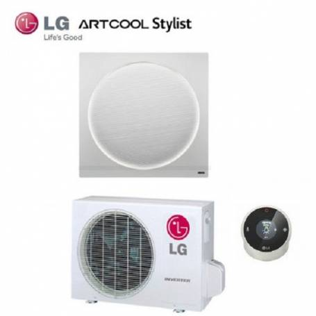 Condizionatore LG Artcool Stylist inverter V G09WL 9000 BTU