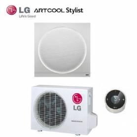 Condizionatore Climatizzatore LG Artcool Stylist inverter 9000 BTU