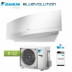 Condizionatore Climatizzatore Daikin inverter Emura White Wi-Fi FTXJ35MW R-32 Bluevolution 12000 BTU