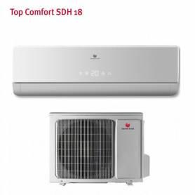 Condizionatore Climatizzatore Saunier Duval Top Comfort DC inverter SDH 18-025 NW 9000 BTU