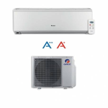 Condizionatore Climatizzatore Gree inverter Serie Flat 12000 BTU
