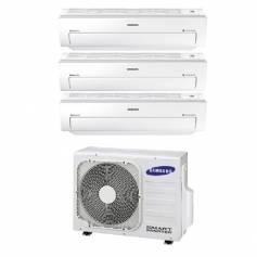 Condizionatore Climatizzatore Samsung trial split inverter 7+7+9 Serie AR5500M Smart WIFI 7000+7000+9000 BTU con AJ052MCJ