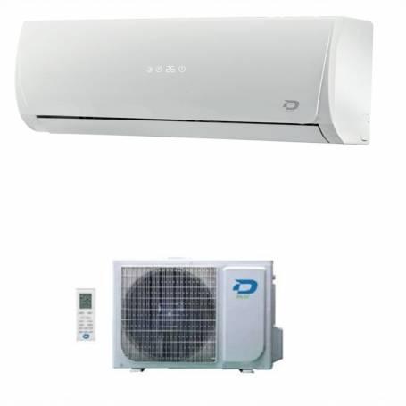 Condizionatore Climatizzatore Diloc inverter Monosplit R-32 D.Frozen124 24000 BTU