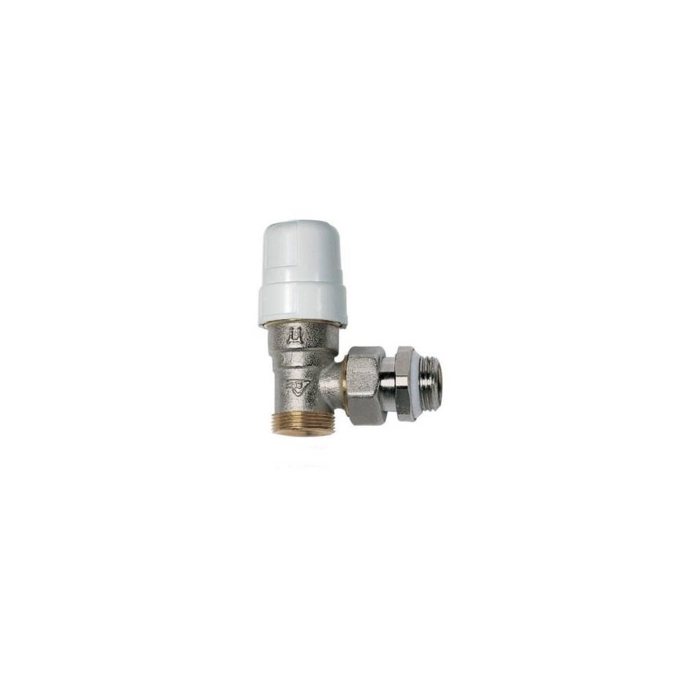 Valvola termostatizzabile rbm ad angolo per tubo rame o for Tubo di rame vs pvc