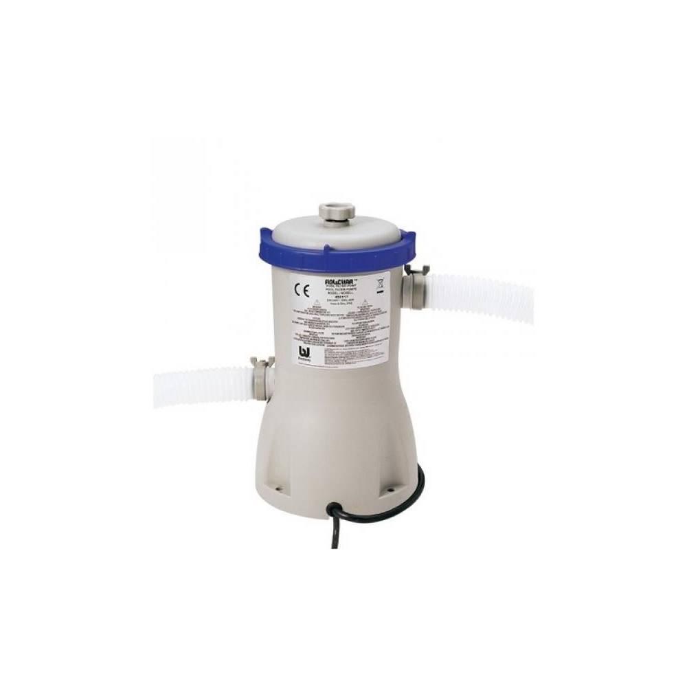 Pompa filtrante per piscina capacit l h for Pompa per piscina