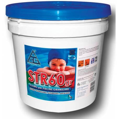 Cloro in polvere per piscine DA 1,2 Kg