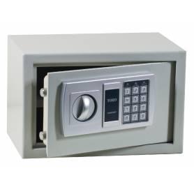 Cassaforte elettronica da mobile cm 31x20x20h spessore sportello 5 mm Mod. Hotel