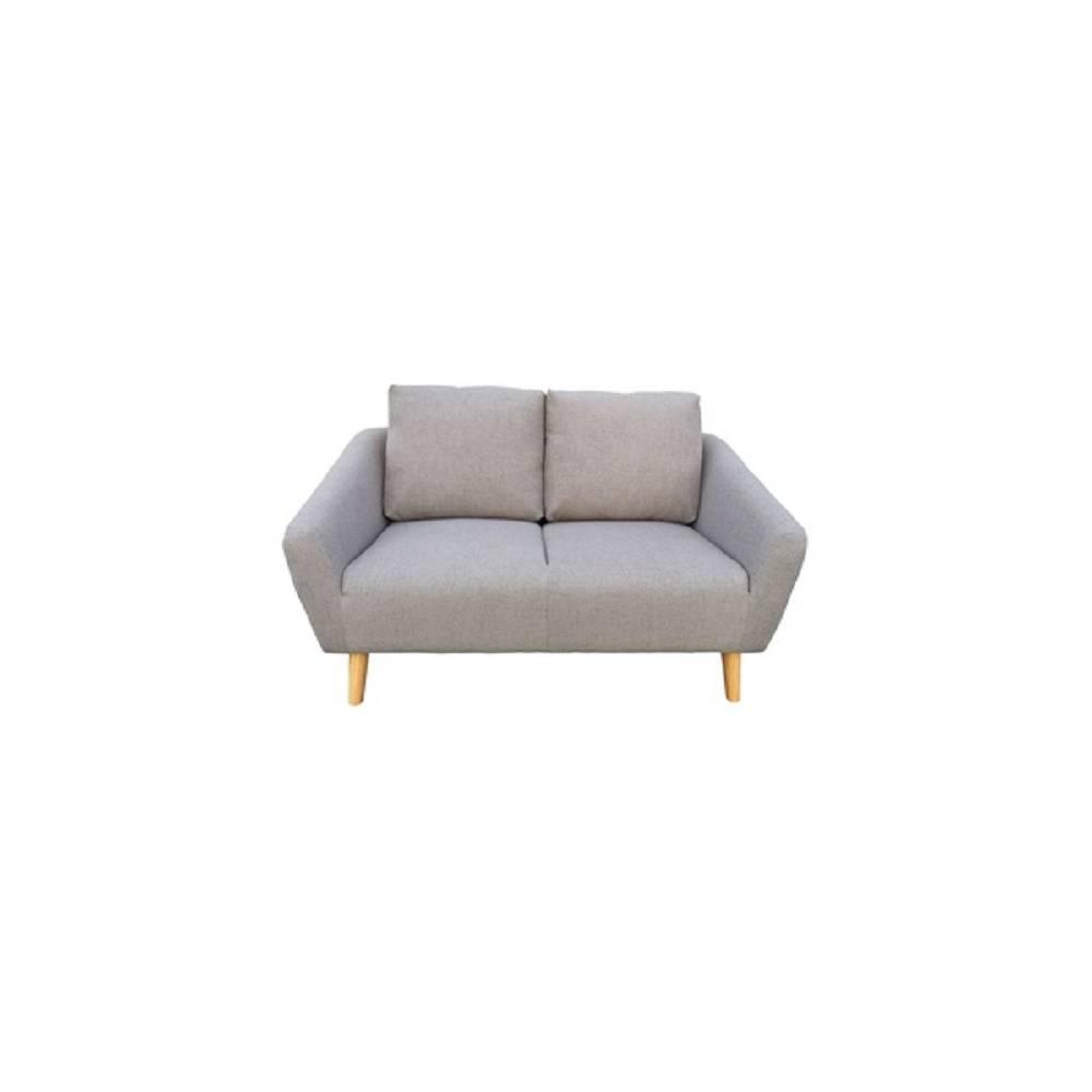 Divano rivestimento in tessuto cm 137x81x83h mod fantasy colore grigio - Tessuto rivestimento divano ...