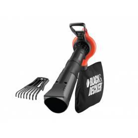 Aspiratore soffiatore elettrico Black&Decker potenza 3000 W Mod. GW3050