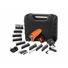 AVVITATORE BLACK&DECKER A BATTERIA LITIO 3.6 V VELOCITA' 180 GIRI/MIN Mod. CS3652LKA