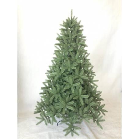 Albero Di Natale Ecologico.Albero Di Natale Artificiale Abete Ecologico Altezza 180 Cm Colore Verde Mod Cortina