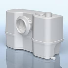 Stazione di sollevamento trituratore Grundfos Modello Sololift2 WC-1 WC+lavabo