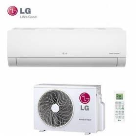 Climatizzatore Condizionatore LG Inverter Libero 9000 BTU SC09EQ R-32 Wi-Fi Optional