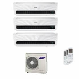 Condizionatore Samsung Inverter Trial Split AR9500M Windfree 7000+9000+9000 Con AJ052FCJ Smart Wifi - New 2017