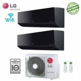 Condizionatore LG Dual Split Artcool Wi-Fi Smart Inverter 7000+9000 Con MU2M15 UL4A++ - New 2017