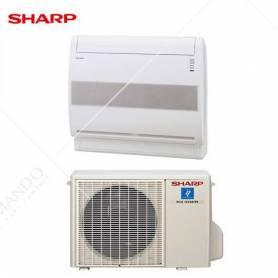 Condizionatore Sharp Split Pavimento Inverter GS-XP9FGR 9000 BTU