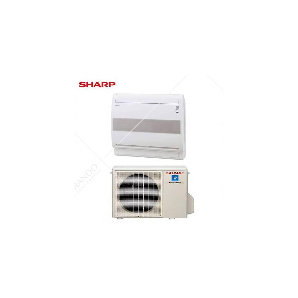Condizionatore sharp split pavimento inverter gs xp9fgr for Split condizionatore