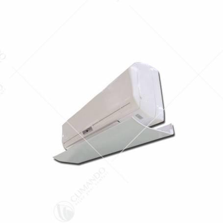 Deflettore In Alluminio L. 850mm Regolabile
