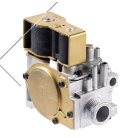 Valvola A Gas Sigma 848 Cod.JJJ005670620