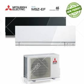 Condizionatore Climatizzatore Mitsubishi Electric Dual Split Inverter Serie MSZ-EF3 Kirigamine Zen 9+12 Con MXZ-2D53VA2 New