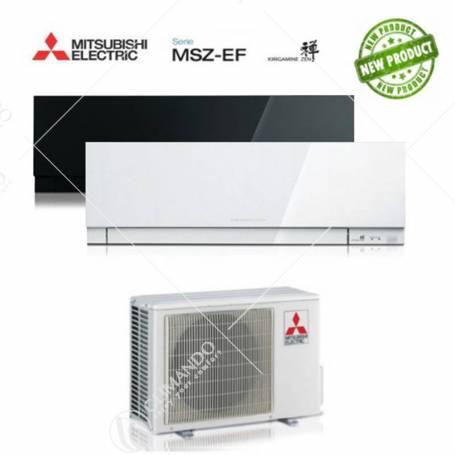 Condizionatore Mitsubishi Electric Dual Split Inverter Serie Msz-Ef3 Kirigamine Zen 12+18 Con MXZ-3E54VA NEW