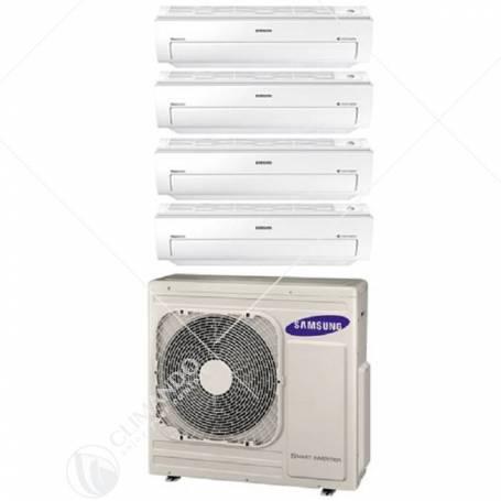 Condizionatore Quadri Split Samsung Inverter Serie AR5500M Smart WIFI 9+9+12+12 Con AJ080FCJ Modello 2017