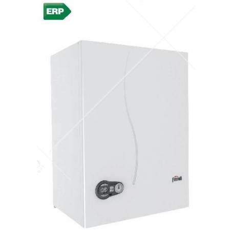 Caldaia Ferroli Bluehelix K 50 25 KW a Condensazione Completa Di Kit Scarico Fumi - New ERP