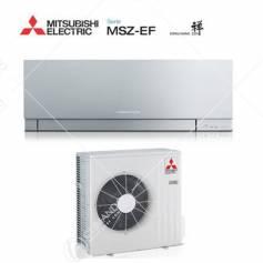 Condizionatore Climatizzatore Mitsubishi Electric Kirigamine Zen Silver 18000 BTU MSZ-EF50VE2S/3S A++