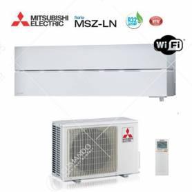 Condizionatore Mitsubishi Electric Inverter Serie LN 18000 BTU MSZ-LN50VGW WI-FI R-32 A+++