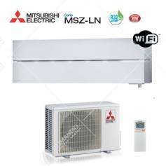 Condizionatore Climatizzatore Mitsubishi Electric Inverter Serie LN 18000 BTU MSZ-LN50VGW WI-FI R-32 A+++
