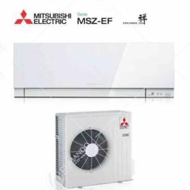 Condizionatore Climatizzatore Mitsubishi Electric Inverter Kirigamine Zen White 15000 BTU MSZ-EF42VE2/3W + MUZ-EF42VE