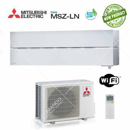 Condizionatore Mitsubishi Electric Inverter Serie HJ MSZ-HJ60VA 21000 BTU