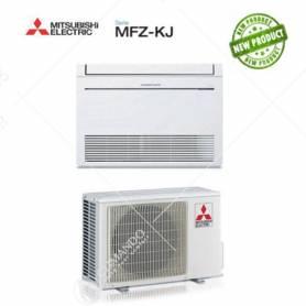 Condizionatore Mitsubishi Electric Inverter Pavimento 9000 Btu Mod. MFZ-KJ25VE2 A+++ NEW