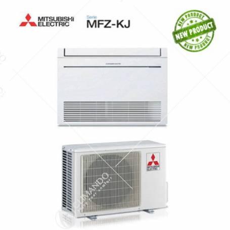 Condizionatore Climatizzatore Mitsubishi Electric Inverter Pavimento 12000 Btu Mod. MFZ-KJ35VE2 A++ NEW