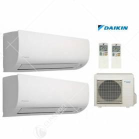 Condizionatore Daikin dual split inverter 9+12 Serie K 9000+12000 BTU con 2MXS40H