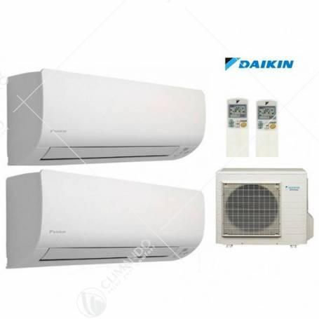 Condizionatore Daikin Dual Split Inverter Serie K 9000+12000 Con 2MXS50H