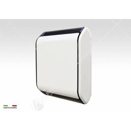 Radiatore A Gas Stufa Convettiva Italkero Mod. Poster SP30 3000 3.0 Metano Completa Di Kit Fumi