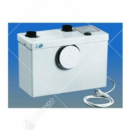 Pompa Per Acque Di Scarico Marca Cerit Cer Broyeur Modello: Sanivelox 2