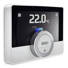 Baxi Cronotermostato Con Modulo WI-FI Integrato Mod. Mago