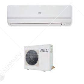 Condizionatore Monosplit Hec BY Haier K6 Inverter HSU09HEKC03/R2 9000 BTU