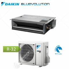 Condizionatore Climatizzatore Daikin Bluevolution Inverter Canalizzato Ultrapiatto 12000 BTU WI-FI Ready R-32 FDXM35F3
