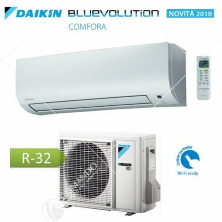 Condizionatore Daikin Bluevolution Inverter Comfora 7000 BTU WI-FI Ready R-32 FTXP20L