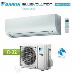 Condizionatore Climatizzatore Daikin Bluevolution Inverter Comfora 12000 BTU WI-FI Optional R-32 FTXP35M